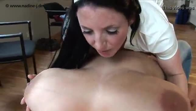nadine jansen sex tube