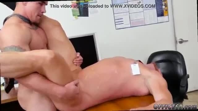 Gay men having great sex