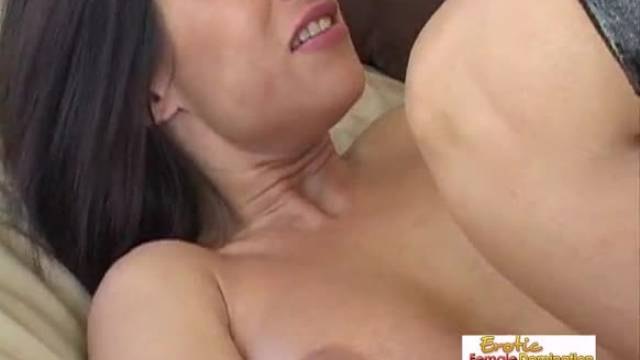 Young Slut Rides Her First Black Dong And Gets A Pussy -9671