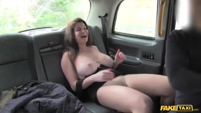 Female Fake Taxi Big Ass