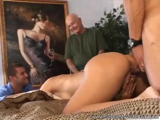 Hubby Watch Wife Fuck Bbc