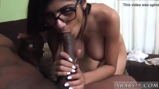 Big black dick blow job